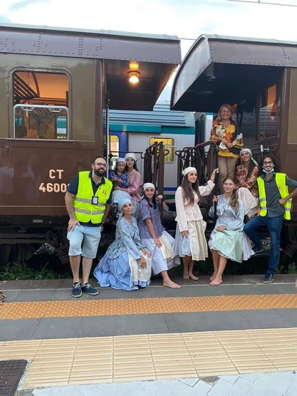 """images Viabilità e Turismo. """"Treno degli Dei"""", il 7 settembre un convegno al Consiglio Regionale per analizzare i risultati"""