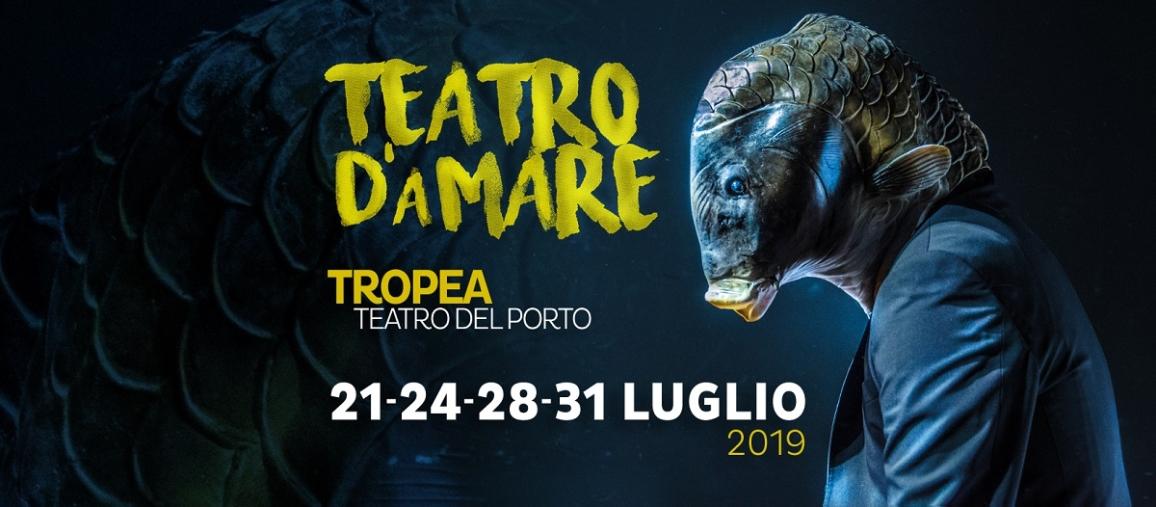 """images Al via domenica a Tropea la rassegna """"Teatro d'aMare"""""""