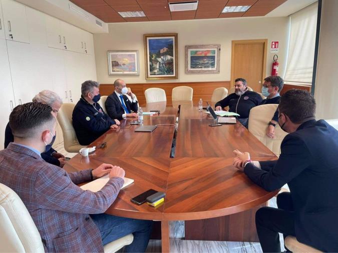 images Vaccini in Calabria. Ecco il piano della Protezione civile per accelerare le somministrazioni