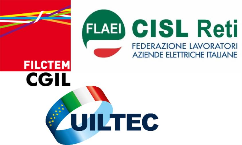 images Lavoratori elettrici e gasisti, Filctem CGIL, Flaei Cisl, Uiltec UIL regionali Calabria proclamano lo sciopero dei lavoratori per il 30 giugno