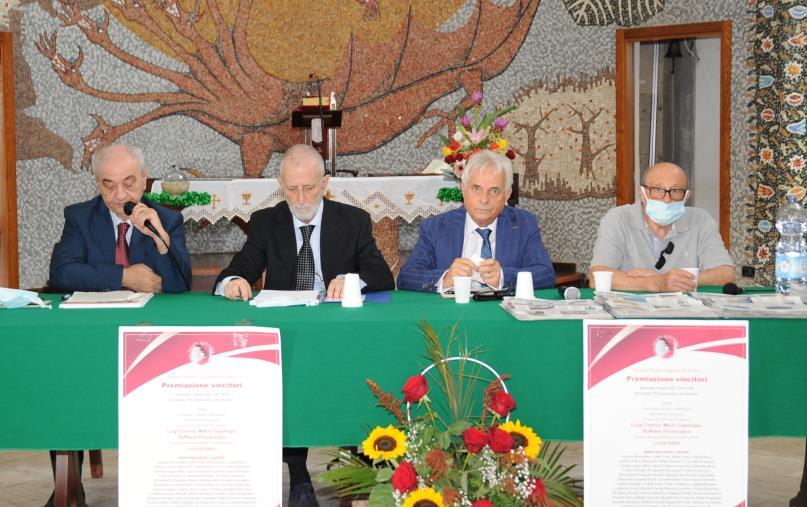 images Premio Dante: concluso dall'Accademia dei Bronzi il concorso dedicato al Sommo Poeta