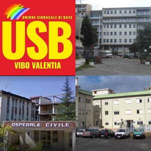 """images Coronavirus. L'Usb provinciale di Vibo Valentia: """"In Calabria le segnalazioni di sintomi di Covid19 sono lente"""""""
