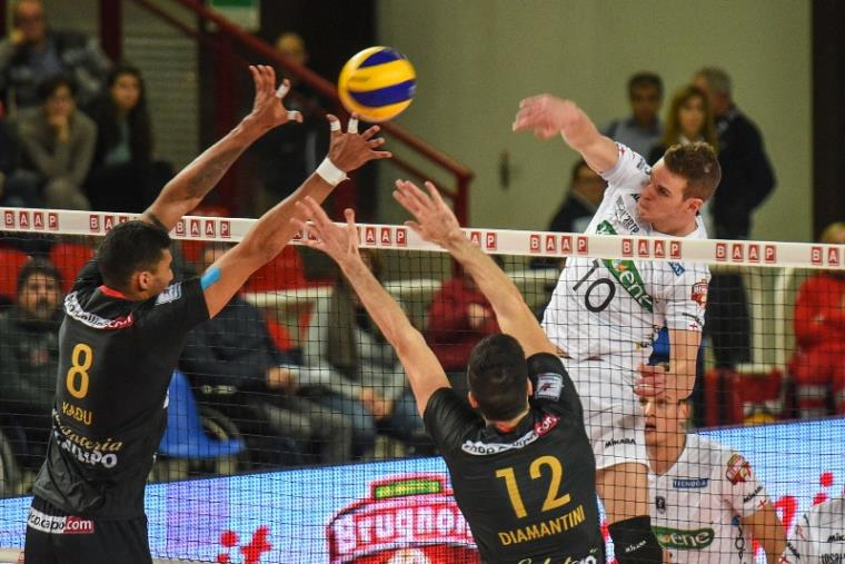 images Volley Superlega: Vibo Callipo sconfitta all'esordio a Padova 3-0
