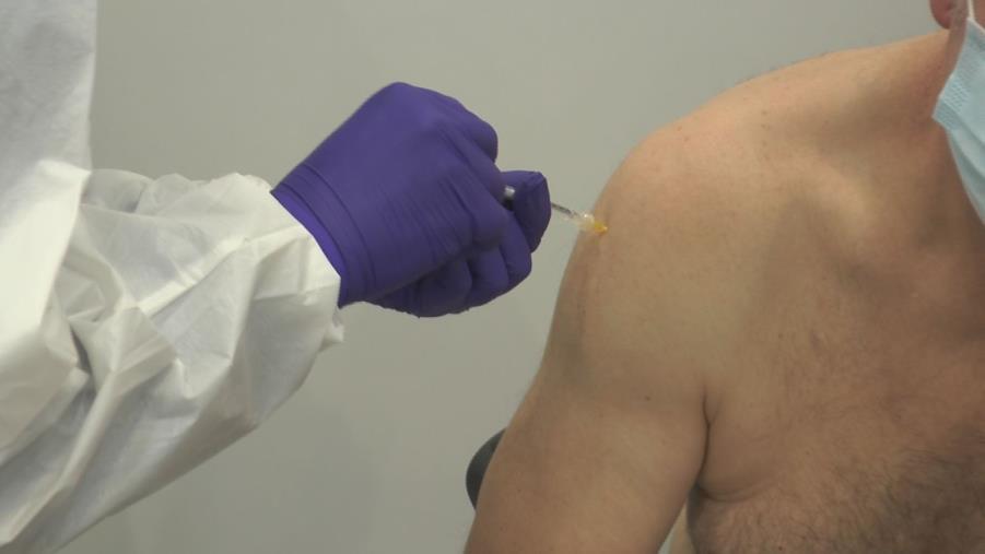 images Ente Fiera. Dalla prossima settimana 2 mila vaccinazioni al giorno