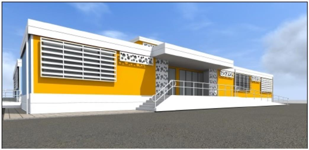 images Catanzaro. Consegnati i lavori di manutenzione e adeguamento del plesso scolastico di via Teano, nel quartiere Aranceto