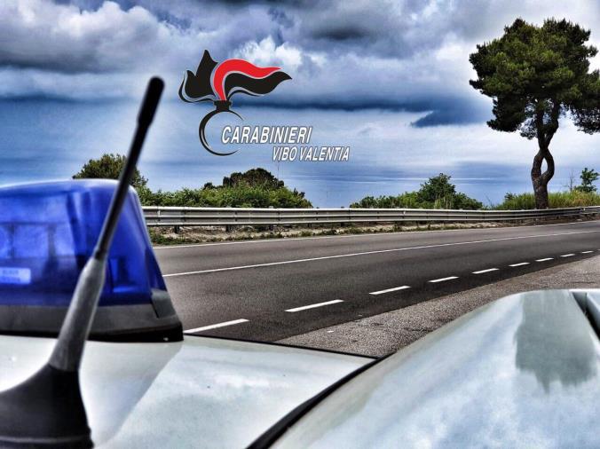 images Una 43enne voleva buttarsi da un ponte nel Vibonese, i carabinieri la salvano in tempo