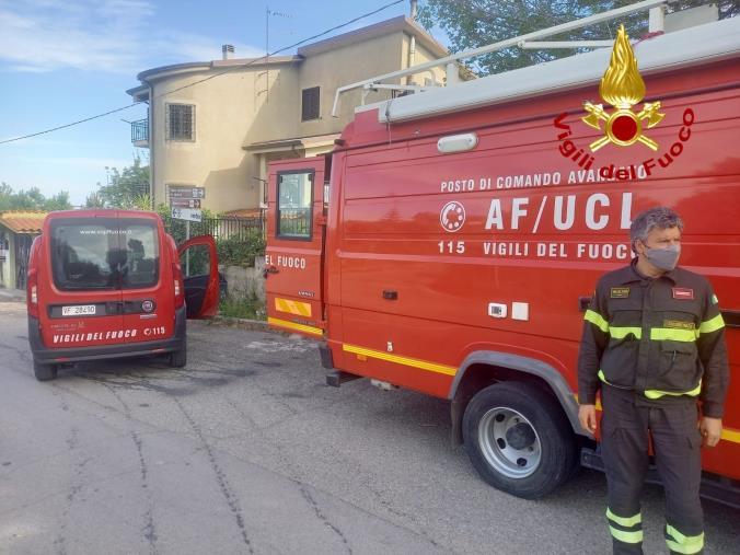 images Trebisacce, scomparso un 47enne: i vigili del fuoco pattugliano l'area di Broglio