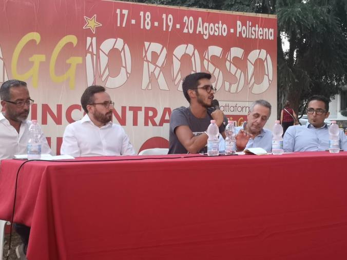 images Villaggio Rosso, conclusa a Polistena la Festa del Partito comunista