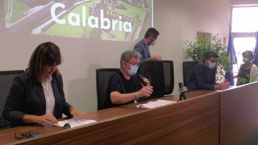 """images Presentato il virtual tour Calabria. Spirlì: """"Tesori da mostrare al mondo"""""""