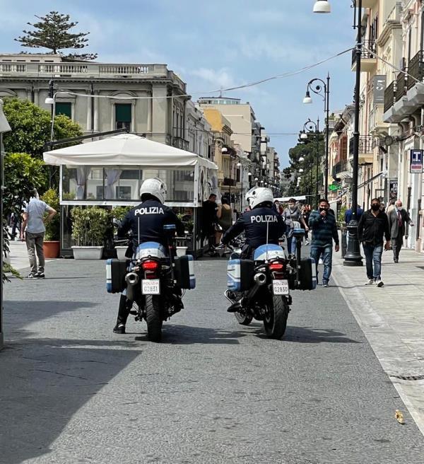 images Reggio Calabria, scippa un'anziana suora: arrestato un Ivoriano