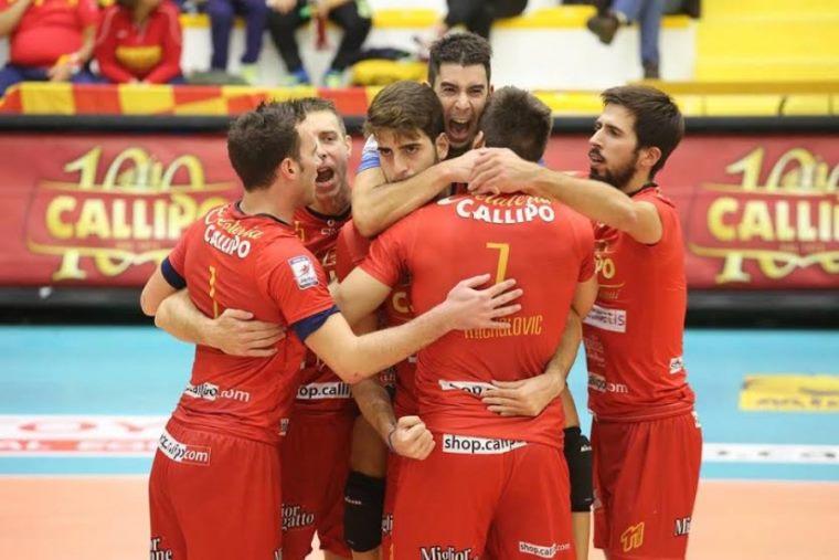 images Volley, inizia a Padova la stagione 2019-2020 della Tonno Callipo