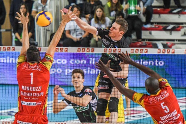 images Volley SuperLega: Vibo batte Padova nel recupero e aggancia Cisterna nella lotta salvezza