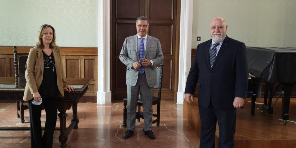 images Catanzaro candidata a città europea dello Sport: Cavallaro presiede la prima riunione operativa