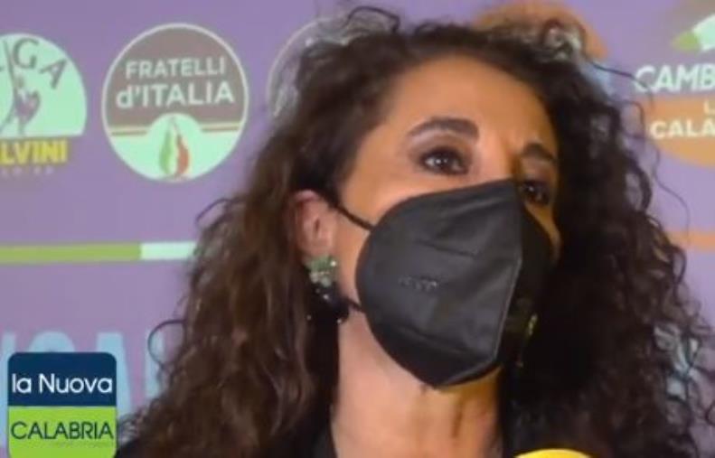 """images Wanda Ferro: """"Fratelli d'Italia non interessata al partito unico. La federazione potrebbe essere valore aggiunto"""""""